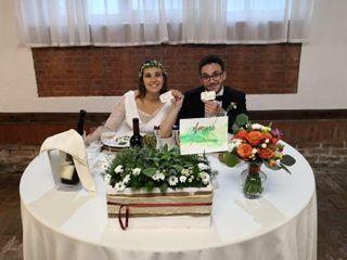 Le nozze di Denise e Giorgio