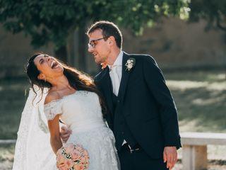 Le nozze di Luciana e Giovanni
