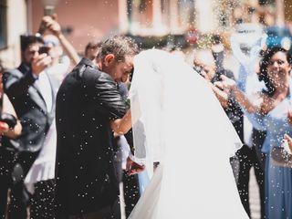 Le nozze di Jocelyne e Mirco 1