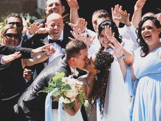 Le nozze di Jocelyne e Mirco 2