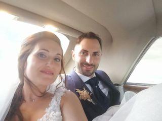 Le nozze di Manuela e Antonino