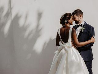 Le nozze di Pinky e Massimiliano