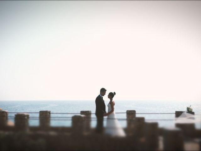 le nozze di Roberta e Dario