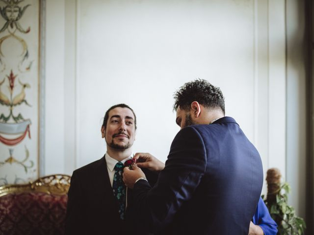Il matrimonio di Adriano e Peta a Roma, Roma 15