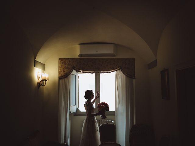 Il matrimonio di Adriano e Peta a Roma, Roma 37