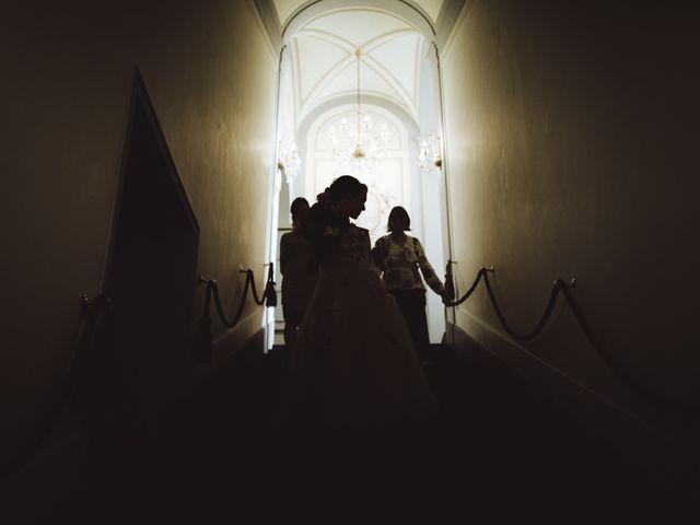 Il matrimonio di Adriano e Peta a Roma, Roma 39