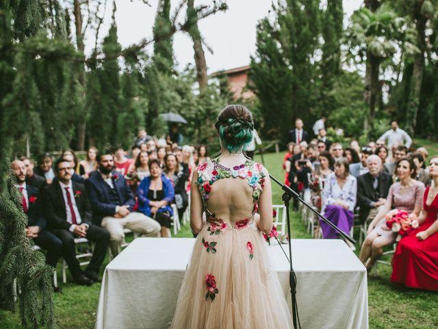 Il matrimonio di Adriano e Peta a Roma, Roma 51