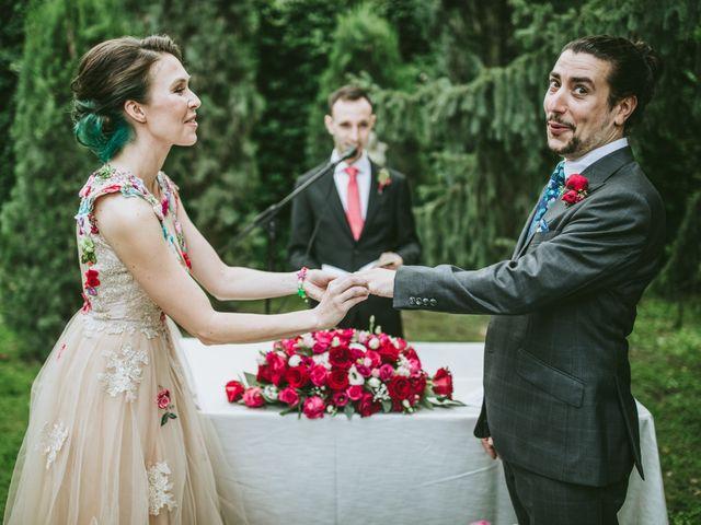 Il matrimonio di Adriano e Peta a Roma, Roma 52