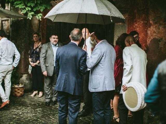 Il matrimonio di Adriano e Peta a Roma, Roma 62