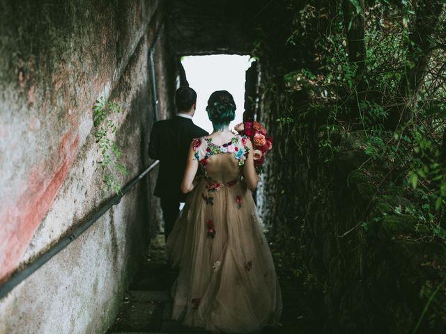 Il matrimonio di Adriano e Peta a Roma, Roma 75