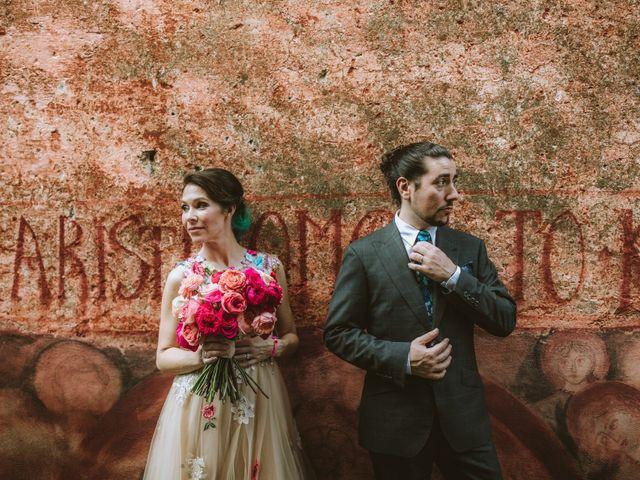 Il matrimonio di Adriano e Peta a Roma, Roma 77