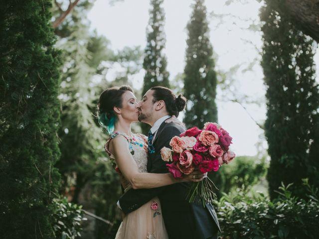 Il matrimonio di Adriano e Peta a Roma, Roma 80