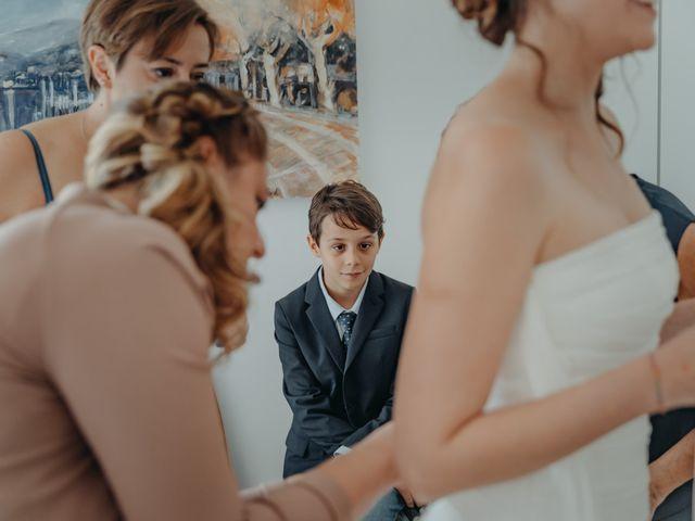 Il matrimonio di Niccolò e Giulietta a Santa Maria Hoè, Lecco 3