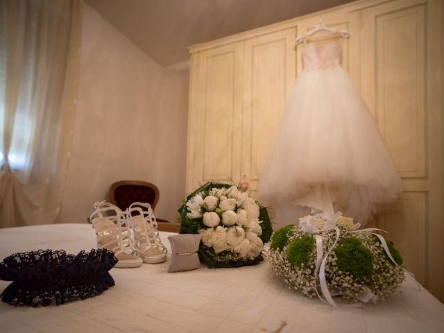 Il matrimonio di Francesco e Stefania a San Miniato, Pisa 2