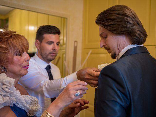 Il matrimonio di Francesco e Stefania a San Miniato, Pisa 9