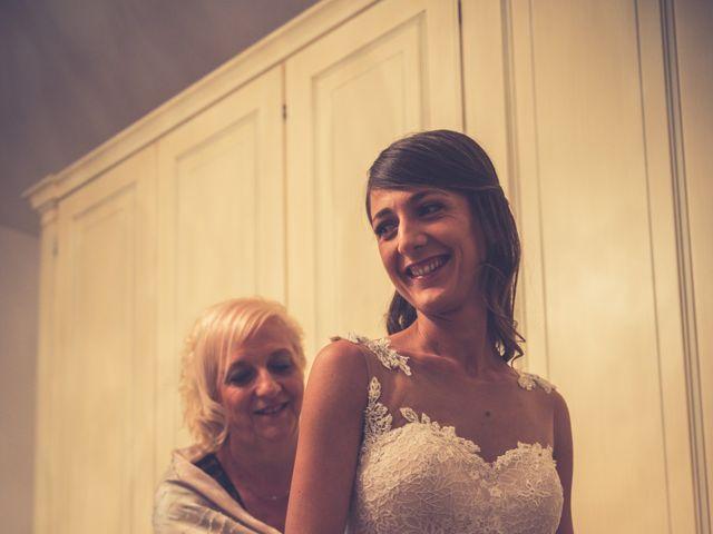 Il matrimonio di Francesco e Stefania a San Miniato, Pisa 13