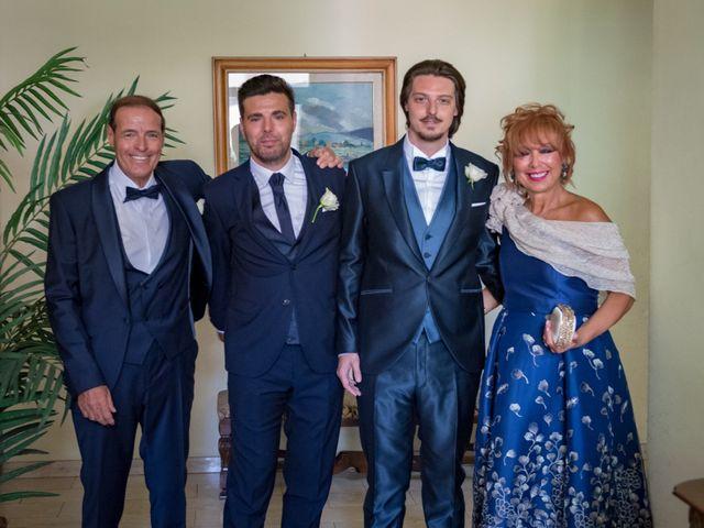 Il matrimonio di Francesco e Stefania a San Miniato, Pisa 16