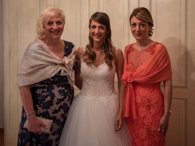 Il matrimonio di Francesco e Stefania a San Miniato, Pisa 17