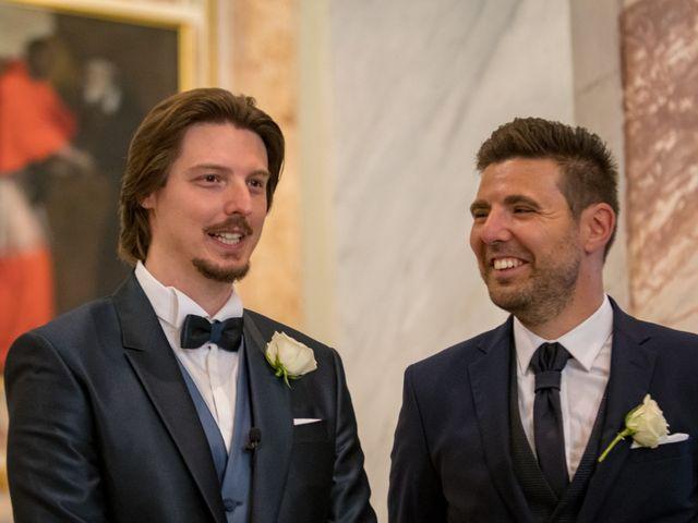 Il matrimonio di Francesco e Stefania a San Miniato, Pisa 30