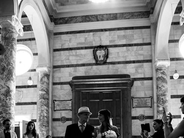Il matrimonio di Francesco e Stefania a San Miniato, Pisa 32