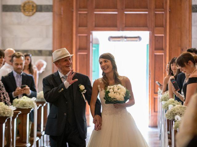 Il matrimonio di Francesco e Stefania a San Miniato, Pisa 33