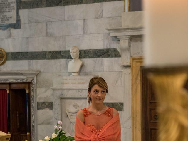 Il matrimonio di Francesco e Stefania a San Miniato, Pisa 38