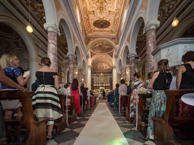 Il matrimonio di Francesco e Stefania a San Miniato, Pisa 40