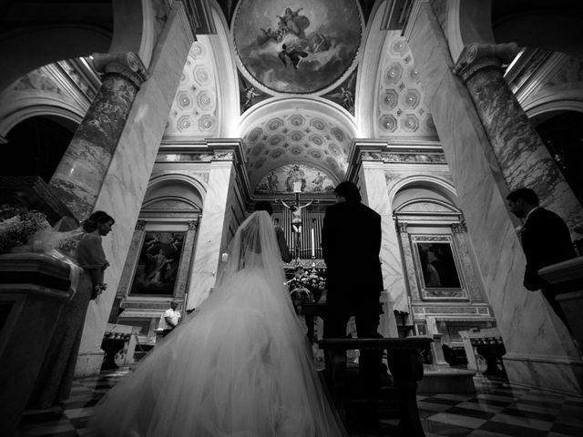 Il matrimonio di Francesco e Stefania a San Miniato, Pisa 41