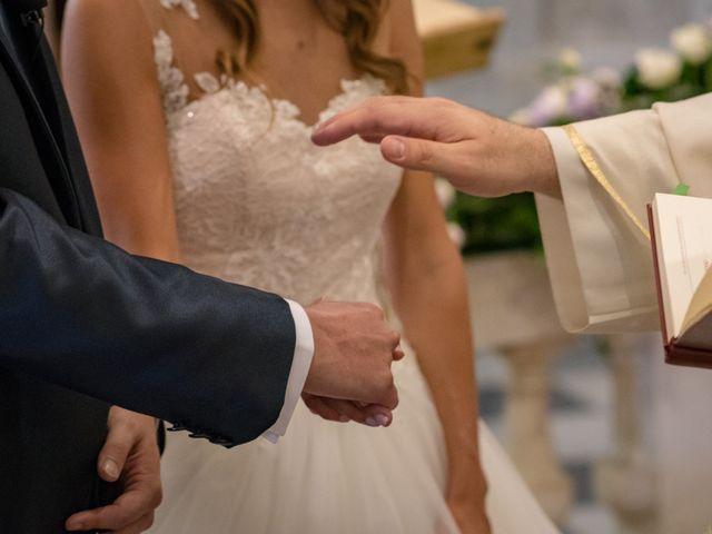 Il matrimonio di Francesco e Stefania a San Miniato, Pisa 44