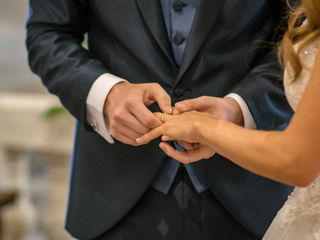 Il matrimonio di Francesco e Stefania a San Miniato, Pisa 46