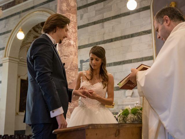 Il matrimonio di Francesco e Stefania a San Miniato, Pisa 47
