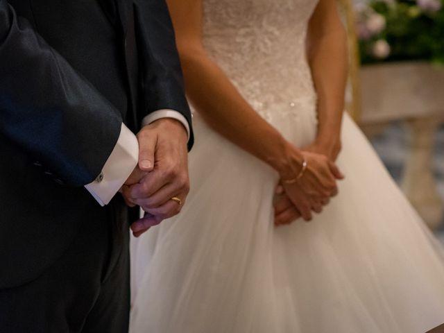 Il matrimonio di Francesco e Stefania a San Miniato, Pisa 48