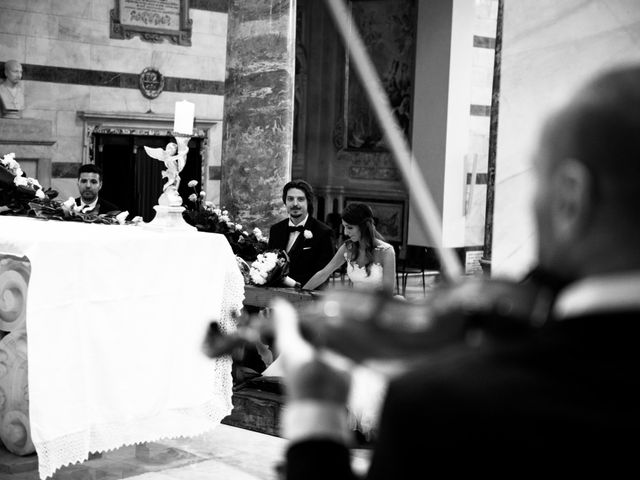 Il matrimonio di Francesco e Stefania a San Miniato, Pisa 49