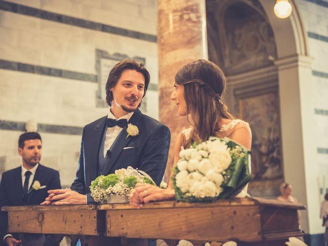 Il matrimonio di Francesco e Stefania a San Miniato, Pisa 50