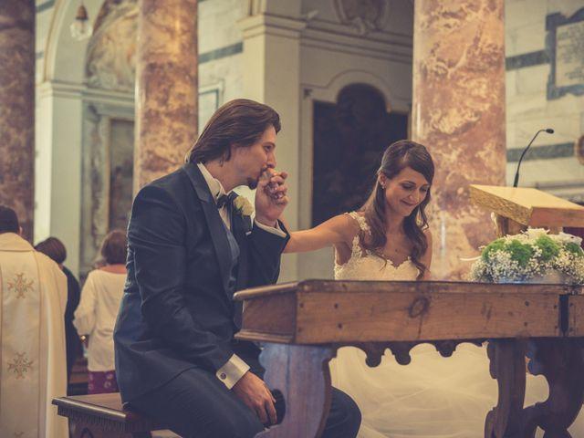 Il matrimonio di Francesco e Stefania a San Miniato, Pisa 51