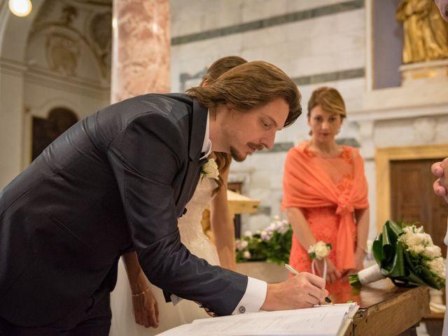 Il matrimonio di Francesco e Stefania a San Miniato, Pisa 53
