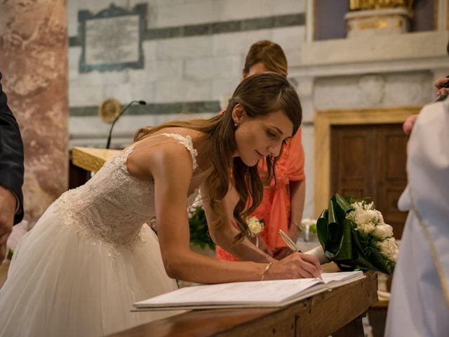 Il matrimonio di Francesco e Stefania a San Miniato, Pisa 54