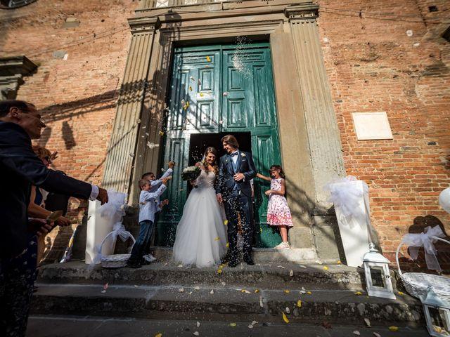 Il matrimonio di Francesco e Stefania a San Miniato, Pisa 58