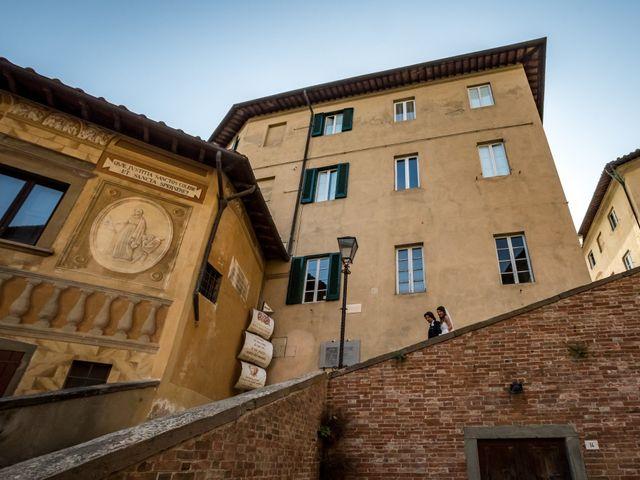 Il matrimonio di Francesco e Stefania a San Miniato, Pisa 60
