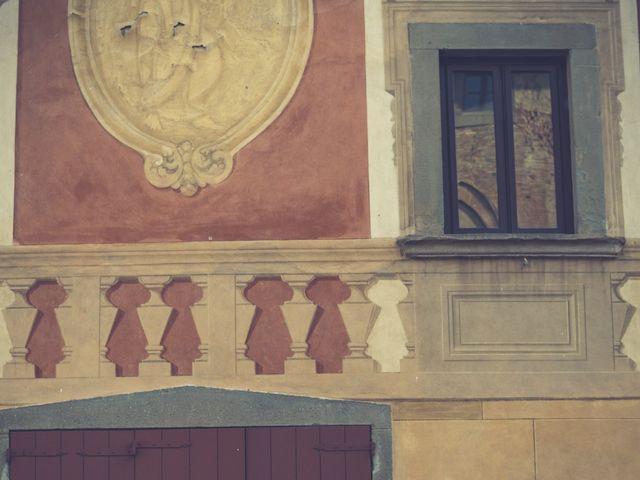 Il matrimonio di Francesco e Stefania a San Miniato, Pisa 64