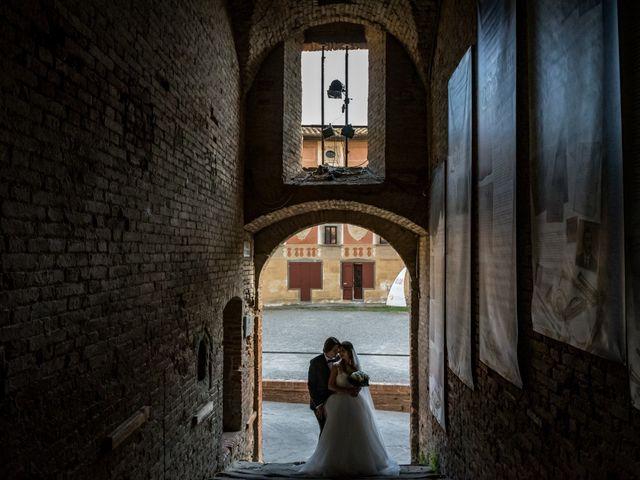Il matrimonio di Francesco e Stefania a San Miniato, Pisa 66