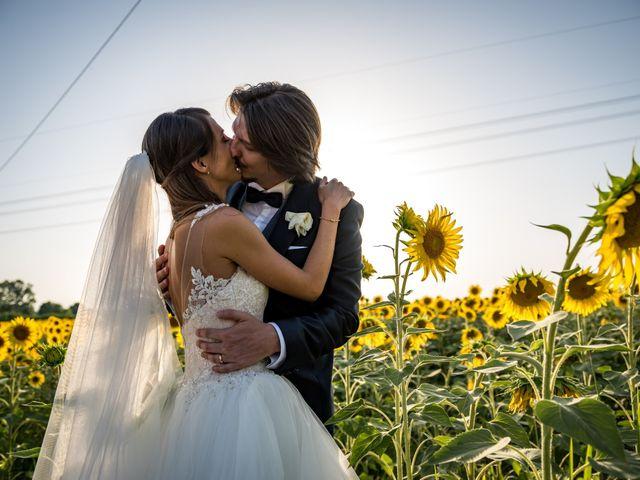 Il matrimonio di Francesco e Stefania a San Miniato, Pisa 68