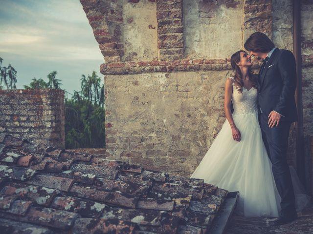 Il matrimonio di Francesco e Stefania a San Miniato, Pisa 75