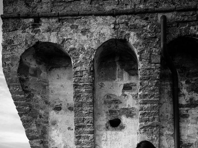 Il matrimonio di Francesco e Stefania a San Miniato, Pisa 76