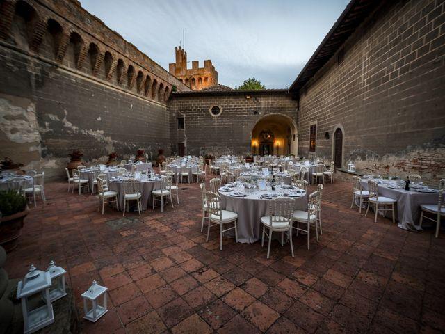 Il matrimonio di Francesco e Stefania a San Miniato, Pisa 82