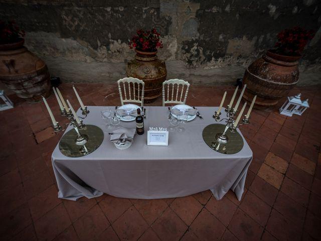 Il matrimonio di Francesco e Stefania a San Miniato, Pisa 83
