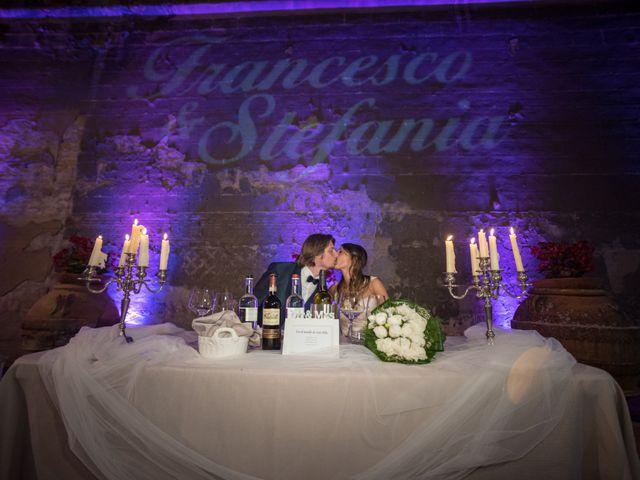 Il matrimonio di Francesco e Stefania a San Miniato, Pisa 88