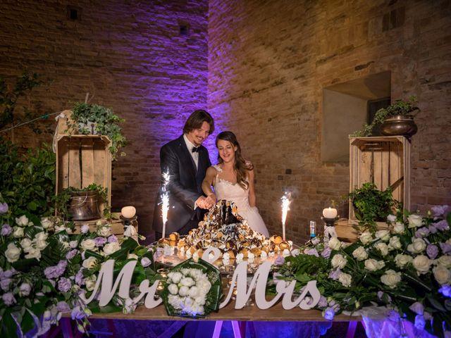 Il matrimonio di Francesco e Stefania a San Miniato, Pisa 93