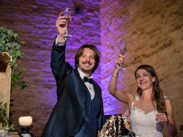 Il matrimonio di Francesco e Stefania a San Miniato, Pisa 94