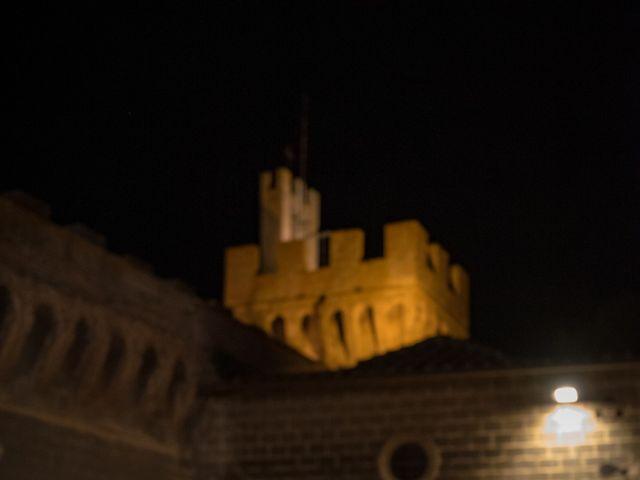 Il matrimonio di Francesco e Stefania a San Miniato, Pisa 101